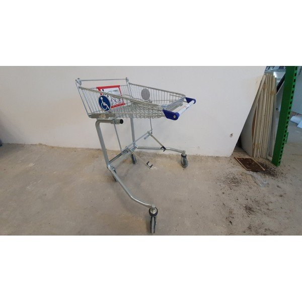 Wheelchair accessible Shopping carts / Baskets
